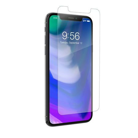 ZAGG InvisibleShield Glass+ Screen Protector for iPhone X