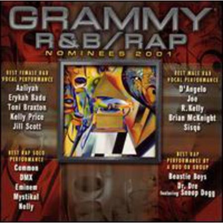 Grammy R Rap Nominees 2001  Edited