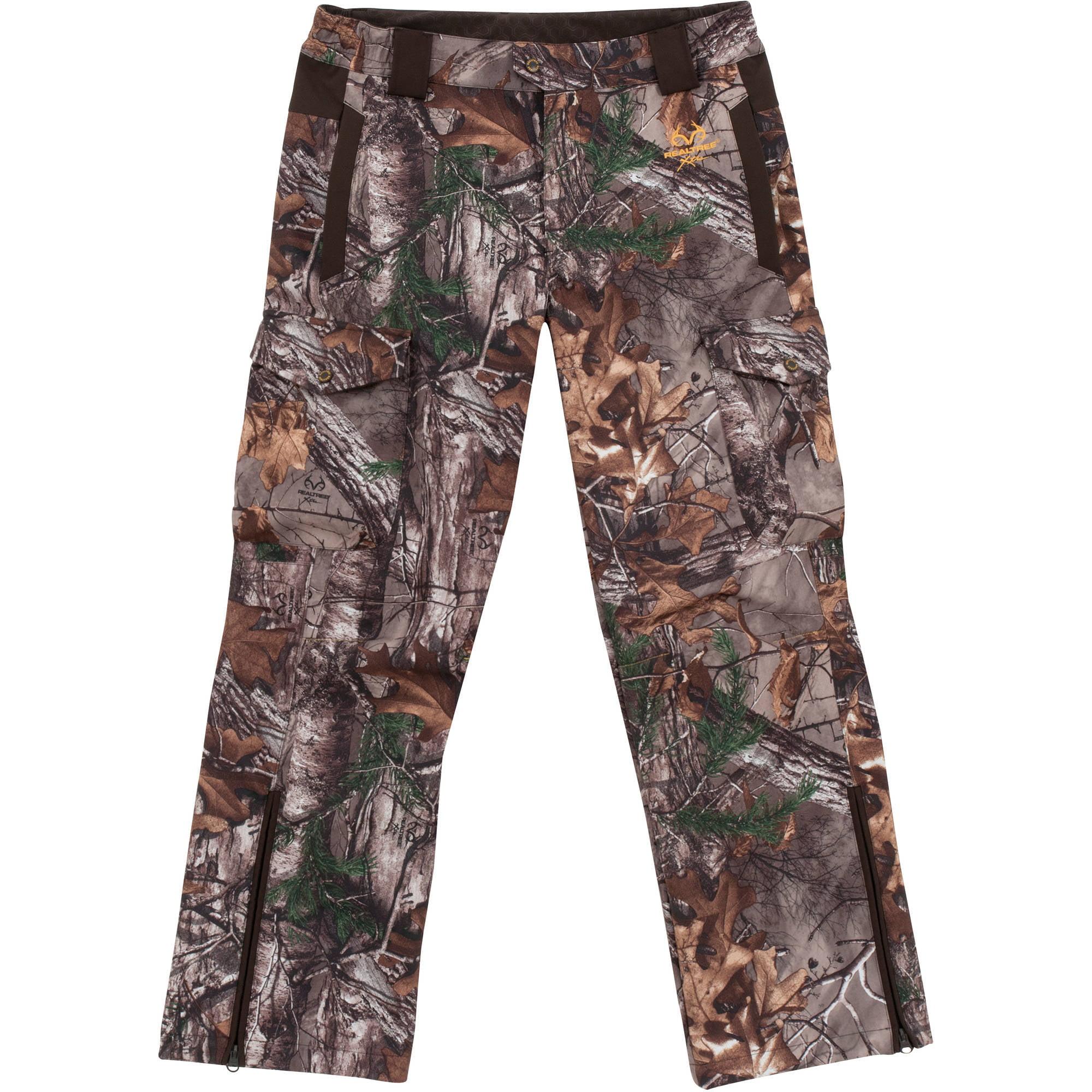 Realtree Men's Soft Shell Pant