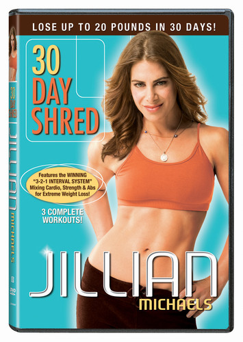 Jillian Michaels: 30 Day Shred (DVD) by Lionsgate