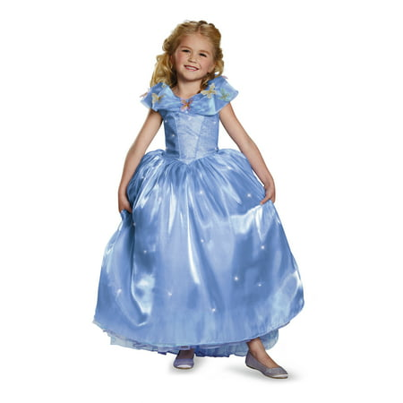 Cinderella Ultra Prestige Girls Child Halloween Costume](Halloween Cinderella)
