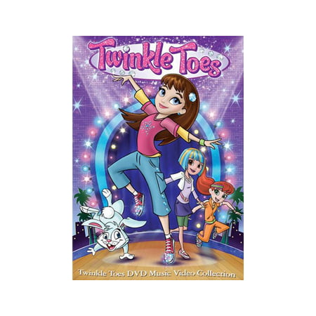 Twinkle Toes Music Video Collection (DVD) (Best Spanish Music Videos)