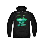War Of The Worlds Horror Movie Spielberg Global Attack Adult Pull-Over Hoodie
