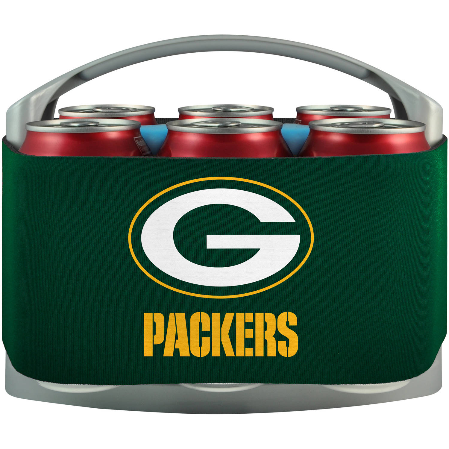 NFL Green Bay Packers Cool 6 Cooler