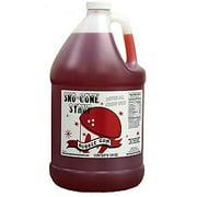 4-Gallons Sno Kone Syrup (Blue Raspberry)