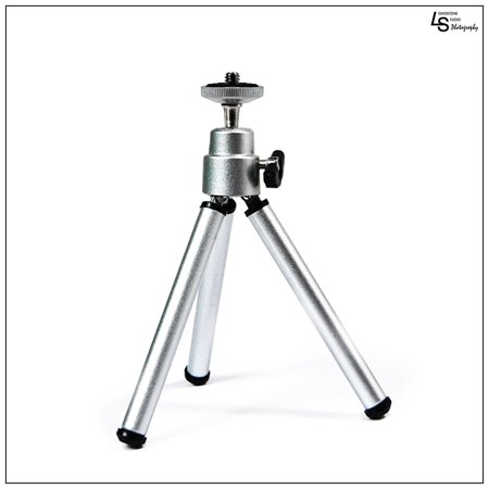 Special Offer Portable Compact Digital Camera Mini Tripod for Travel Shoots and Table Top Photography Videography by Loadstone Studio WMLS0189 Before Special Offer Ends