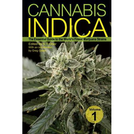 Cannabis Indica  9781931160810