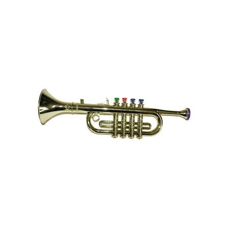 Plastic Instruments (Plastic trumpet jazz music)