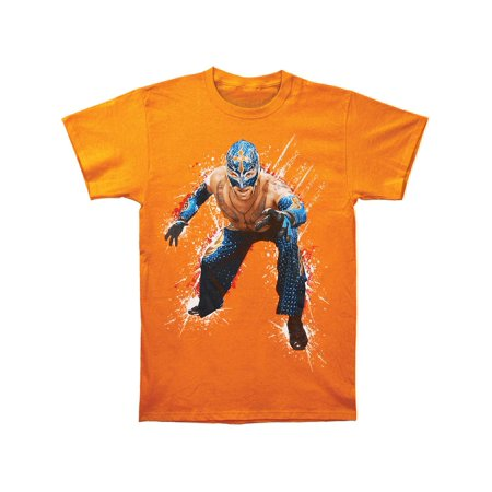 WWE Men's  Rey Mysterio T-shirt - Rey Mysterio Clothes