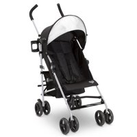 Little Folks Olympia Stroller by Delta Children, Black
