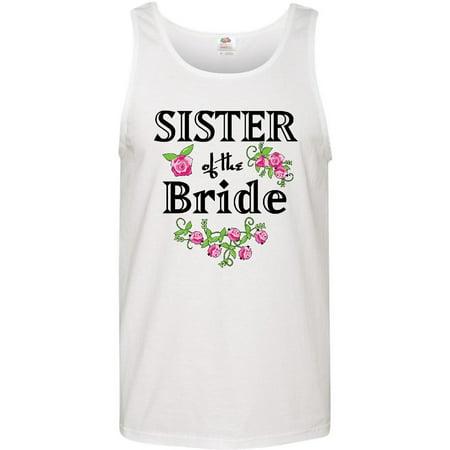 Sister of the Bride Roses Men's Tank - Team Bride Tank Tops