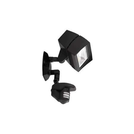 Rab Lighting 18w Led Lflood Rectangular Bronze Floodlight With Stl360 Lstealth