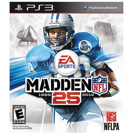 Electronic Arts Madden Nfl 25 (PS3) - Pre-Owned