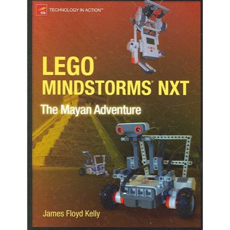 Lego Mindstorms NXT: The Mayan Adventure by