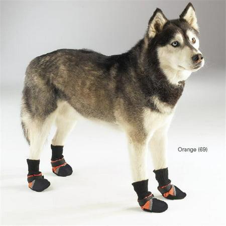 Petedge ZA245 04 75 Guardian Gear Dog Boots Sm (Pink Guardian Gear)