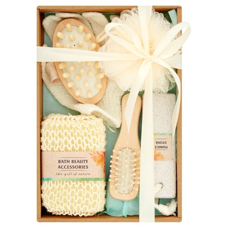 Essential Design Bath Tools And Accessories Gift Set 244 Walmart