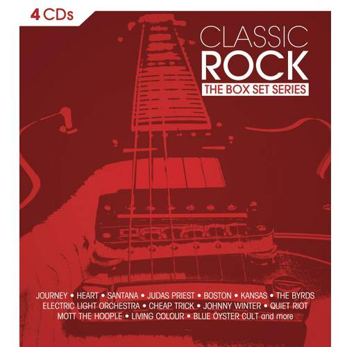 Box Set Series: Classic Rock (4CD)