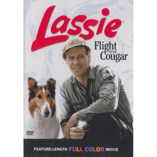 Lassie: Flight Of The Cougar (Full Frame)