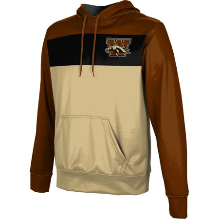 ProSphere Men's Western Michigan University Prime Pullover Hoodie](Western Michigan University Halloween)