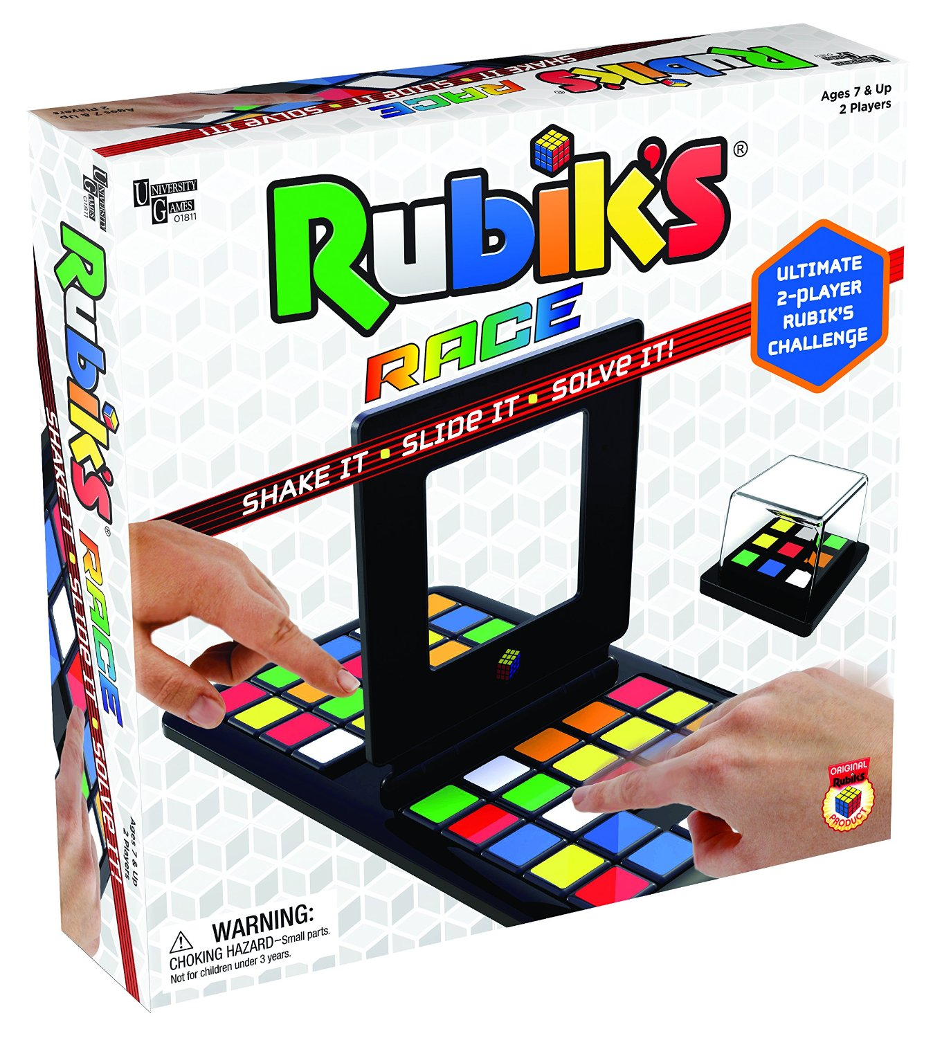 University Games Rubik's Race Game by