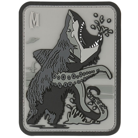 Maxpedition Bear Sharktopus Morale Patch,SWAT for $<!---->