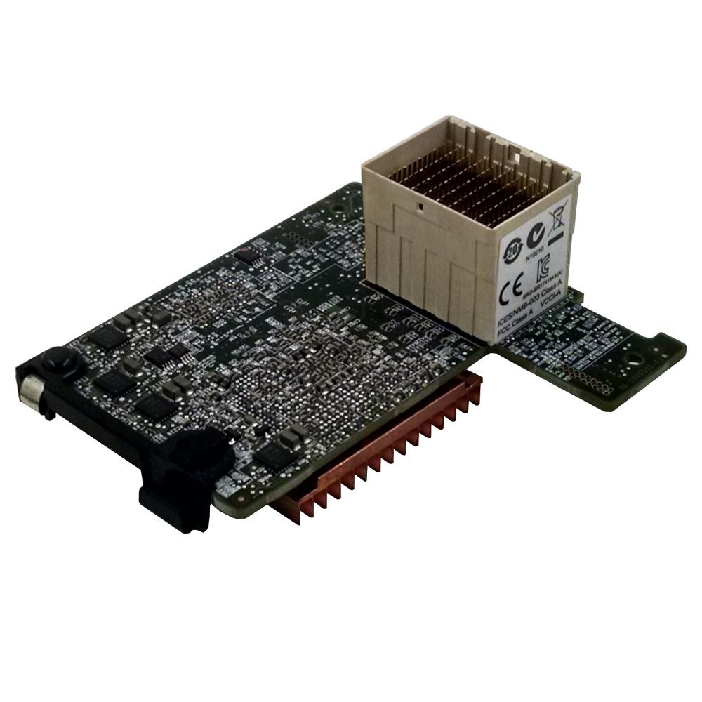Dell PowerEdge M BR1741M-k 10GB Network Mezzanine Card 0708V Refurbished
