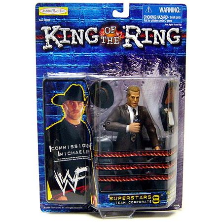 WWE Wrestling WWF King of the Ring Superstars