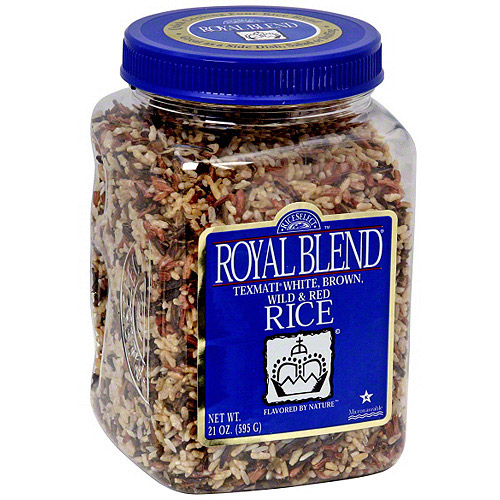 Royal Blend Blend Rice, 21 oz (Pack of 4)