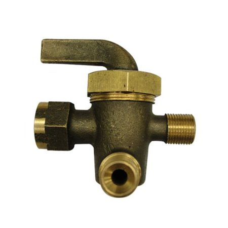 3 Way Fuel Valve For John Deere Tractor Ar B Br G   Ab609r