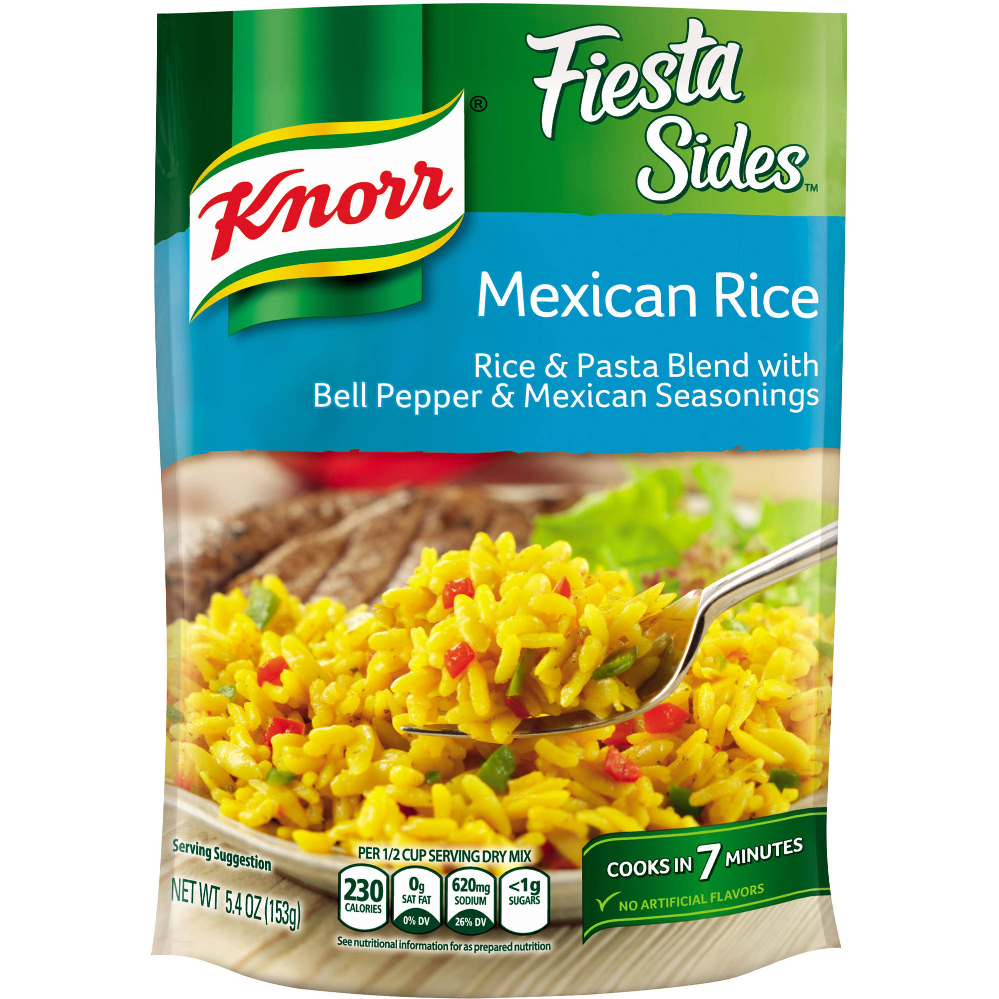 Knorr Mexican Rice Fiesta Side Dish, 5.4 oz by Unilever