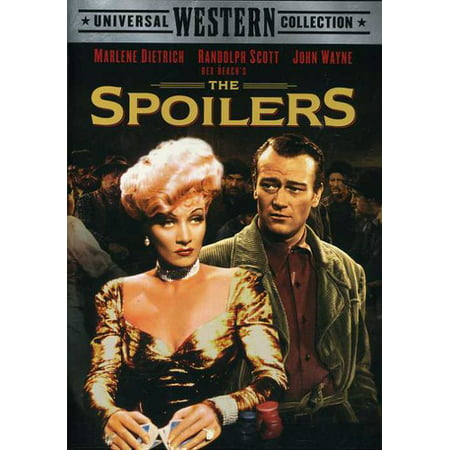 The Spoilers (DVD) for $<!---->
