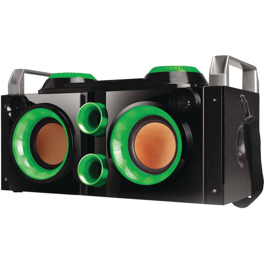 Upc 606540029145 Qfx Pbx 505200btgrn Portable Bluetooth