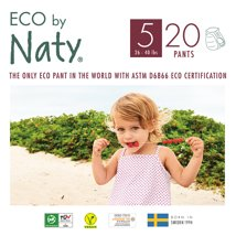 Diapers: Eco by Naty Pull On Pants