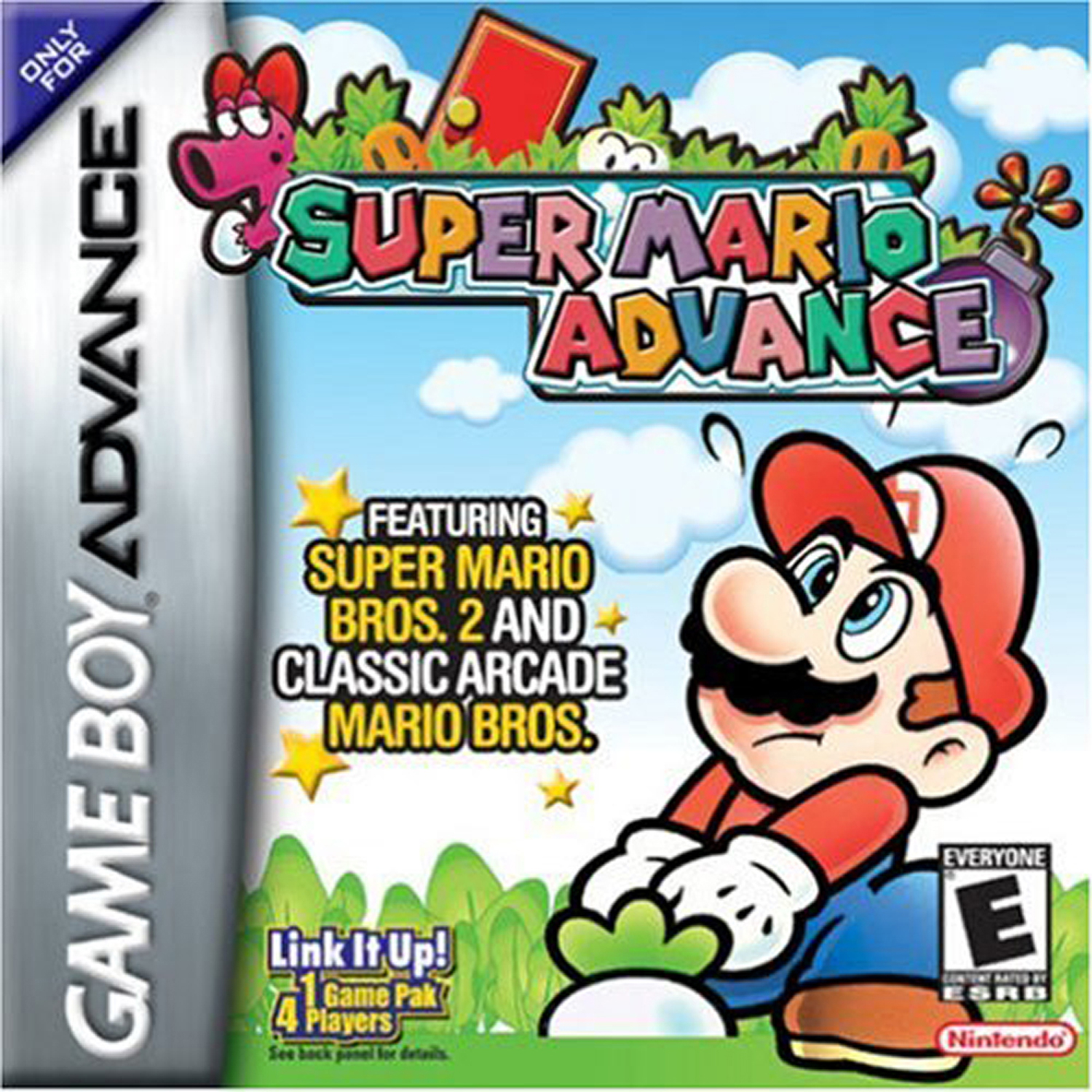 Super Mario Advance, Nintendo, WIIU, [Digital Download], 0004549666067