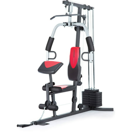 Home gym  Weider 2980 Home Gym with 214 Lbs. of Resistance - Walmart.com