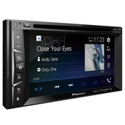"""Pioneer AVH-501EX Multimedia DVD Receiver with 6.2"""" WVGA Display, Built-in Bluetooth, SiriusXM-Ready and AppRadio Mode+ and Remote Control Included"""