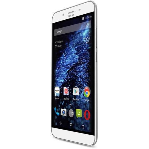 BLU Studio XL D850Q GSM Dual-SIM Quad-Core Android Smartphone (Unlocked)