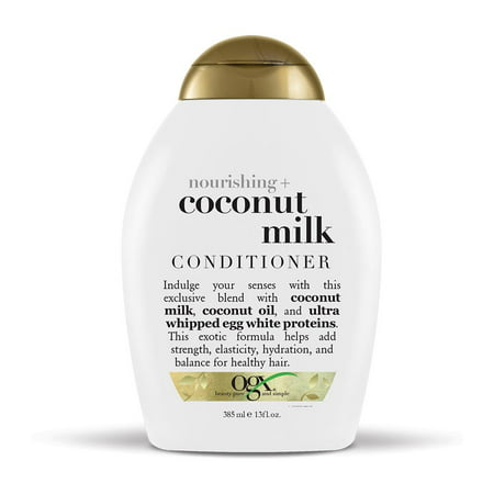 OGX® Nourishing + Coconut Milk Conditioner, 13 FL OZ