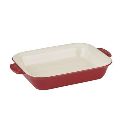 Large Rectangular Baker - Cuisinart 4qt Large Rectangular Baker, Red