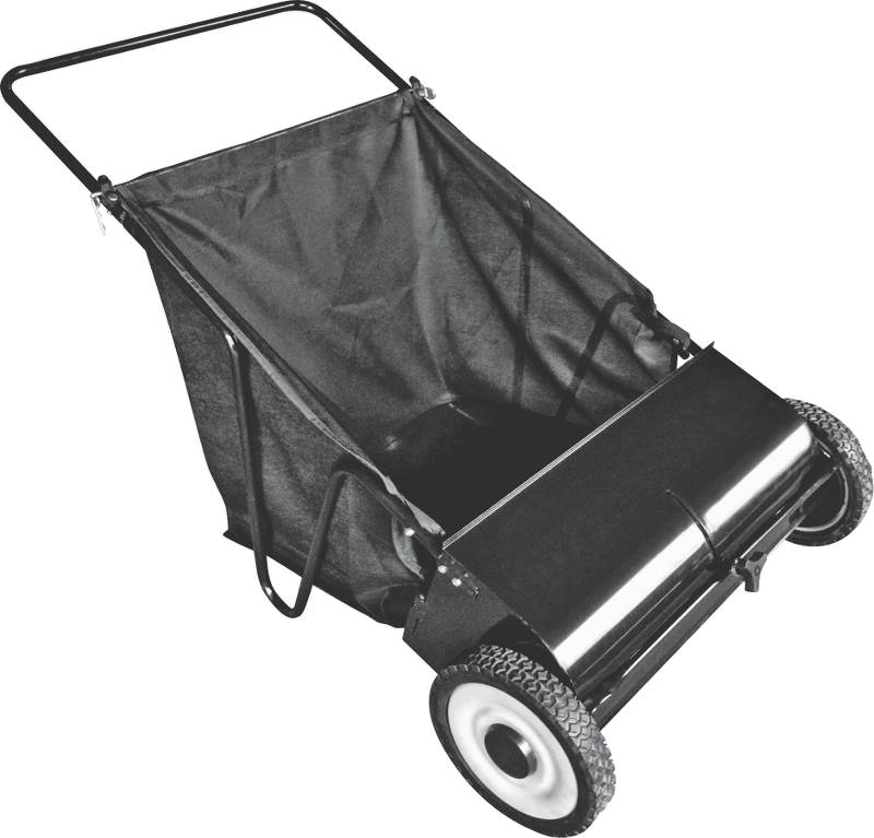 SWEEPER LAWN W/NYLON BAG 26 IN