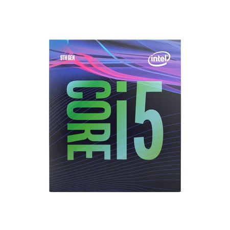 Intel® Intel Core⢠i5-9400 Desktop Processor 6 Core up to 4.1GHz LGA1151 (Intel® 300 Series chipset) -