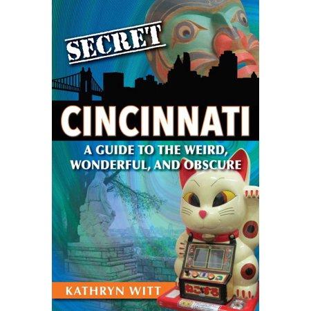 Secret Cincinnati : A Guide to the Weird, Wonderful, and - The Cincinnati Zoo Halloween