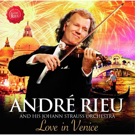 Love in Venice: The 10th Anniversary Concert (CD)