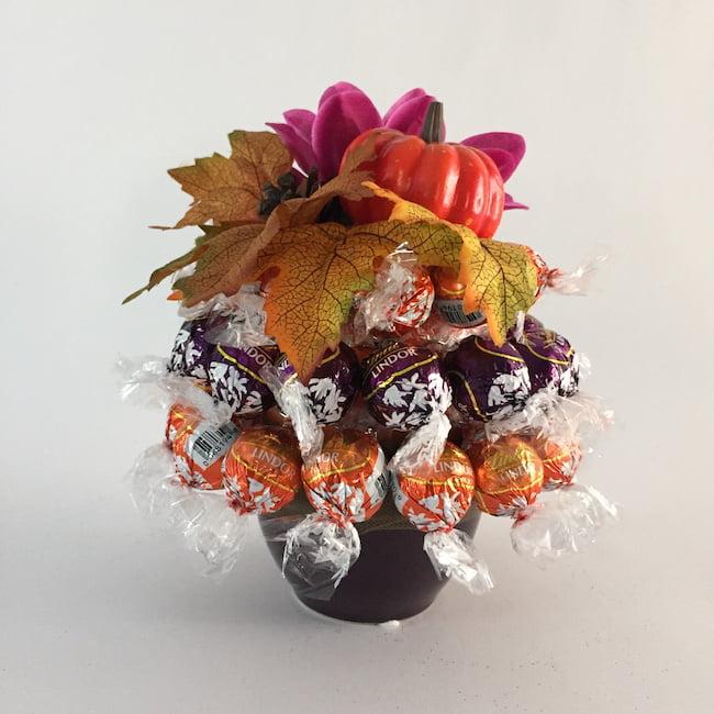 Autumn Lindt Lindor Chocolate Bouquet