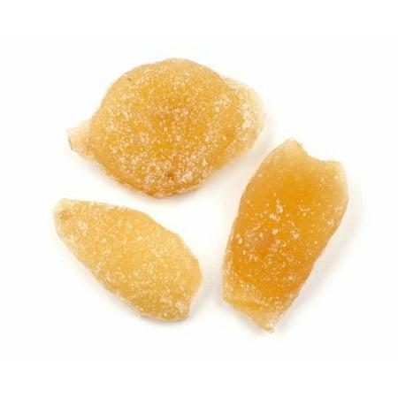 Crystallized Ginger, 5 Lb Bag (Chopped Crystallized Ginger)