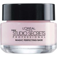 L'Oreal Paris Studio Secrets Professional Magic Perfecting Base, Face Primer, 0.5 fl. oz.