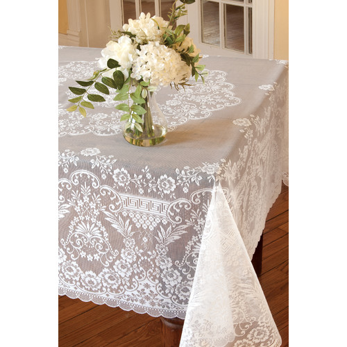 Heritage Lace Downton Abbey Tablecloth