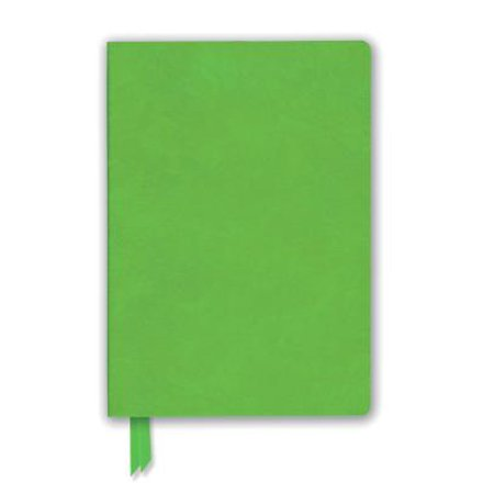 Spring Green Artisan Notebook (Flame Tree Journals) - Spring Coloring