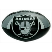 Licensed Products Oakland Raider Vinyl Soft Football