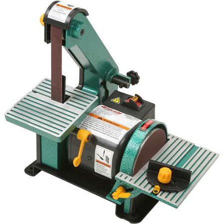 Grizzly H6070 1-Inch X 30-Inch Belt / 5-Inch Disc Sander